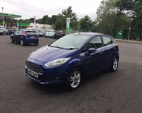 USED 2017 17 FORD FIESTA 1.25 ZETEC NAVIGATOR THIS VEHICLE IS AT SITE 1  - TO VIEW CALL US ON 01903 892224
