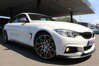2014 BMW 4 SERIES 2.0 420D XDRIVE M SPORT 2d 181 BHP £17990.00