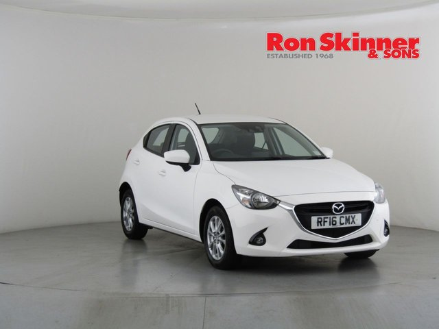 View our 2016 16 MAZDA 2 1.5 SE-L 5d 89 BHP