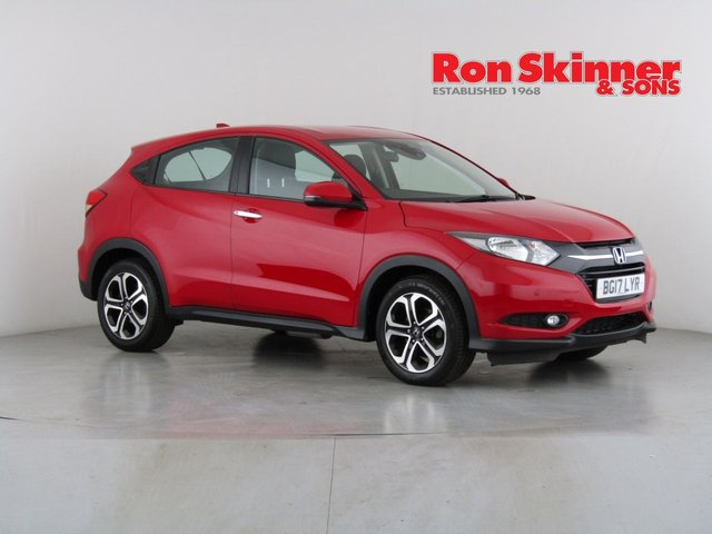 View our 2017 17 HONDA HR-V 1.6 I-DTEC SE 5d 118 BHP