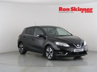 USED 2016 16 NISSAN PULSAR 1.2 N-CONNECTA DIG-T 5d 115 BHP