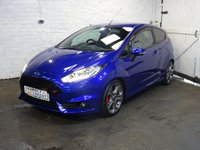 2013 FORD FIESTA 1.6 ST-2 3d 180 BHP £9490.00