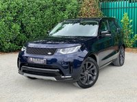 USED 2017 67 LAND ROVER DISCOVERY 5 3.0 TD6 HSE LUXURY 5d AUTO 255 BHP DYNAMIC PACK DYNAMIC PACK VAT QUALIFYING