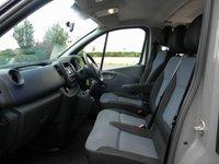 USED 2016 16 VAUXHALL VIVARO 1.6 COMBI CDTI S/S 5d 123 BHP 9 Seater, Rear Parking Sensors