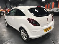 USED 2010 60 VAUXHALL CORSA 1.2 SXI A/C 3d 83 BHP
