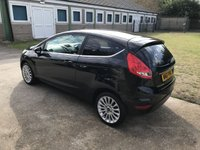 USED 2011 61 FORD FIESTA 1.4 TITANIUM TDCI 3d 69 BHP TITANIUM MODEL WITH SERVICE HISTORY