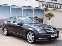 2012 MERCEDES-BENZ C CLASS 3.0 C350 CDI BLUEEFFICIENCY SPORT 4d AUTO 265 BHP £11490.00