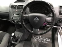 USED 2009 09 VOLKSWAGEN POLO 1.2 MATCH 3d 59 BHP