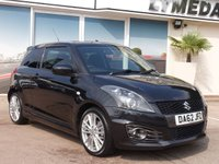 2012 SUZUKI SWIFT 1.6 SPORT 3d 134 BHP £5190.00