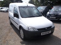 USED 2008 08 VAUXHALL COMBO 1.3 Combo 2000 CDTI Great Value Van With Only 1 Previous Keeper! Long MOT!