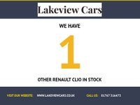 USED 2015 15 RENAULT CLIO 1.5 DYNAMIQUE MEDIANAV ENERGY DCI S/S 5d 90 BHP