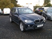 USED 2007 07 BMW X5 3.0 D SE 5STR 5d AUTO 232 BHP Lovely Driving BMW, Comes With Full Service History and a Long MOT.