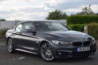 2016 BMW 4 SERIES 2.0 420D M SPORT 2d AUTO 188 BHP £19978.00