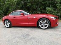 USED 2012 02 BMW Z4 2.0 Z4 SDRIVE20I M SPORT ROADSTER 2d 181 BHP