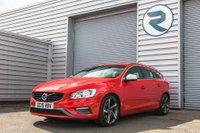 2015 VOLVO V60 2.0 D4 R-DESIGN NAV 5d 188 BHP £9600.00