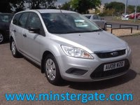USED 2008 08 FORD FOCUS 1.6 STUDIO TDCI 5d 90 BHP * SERVICE HISTORY, £30 TAX * SERVICE HISTORY, £30 ROAD TAX, ECONOMICAL