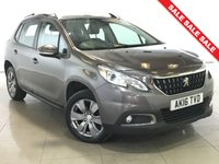 USED 2016 16 PEUGEOT 2008 1.6 BLUE HDI ACTIVE 5d 100 BHP 1 OWNER | BLUETOOTH | DAB |