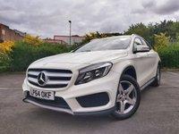 2015 MERCEDES-BENZ GLA CLASS GLA200 CDI AMG LINE 2.1 5d  £13850.00