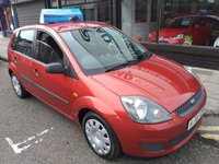 2008 FORD FIESTA 1.2 STYLE CLIMATE 16V 5d 78 BHP £2295.00