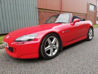 2007 HONDA S 2000 2.0 16V 2d 236 BHP £12995.00