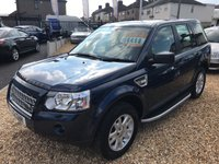 USED 2010 L LAND ROVER FREELANDER 2.2 TD4 E XS 5d 159 BHP 7 SERVICE STAMPS: