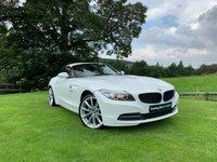 2011 BMW Z4 2.5 Z4 SDRIVE23I HIGHLINE EDITION 2d AUTO 201 BHP £12995.00