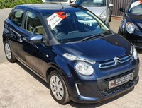 USED 2014 64 CITROEN C1 1.0 FEEL 5d 68 BHP 2 Owners - Very Low Miles - 4 Services - NIL Road Tax