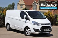 USED 2015 15 FORD TRANSIT CUSTOM 2.2 270 LIMITED LR P/V 1d 124 BHP