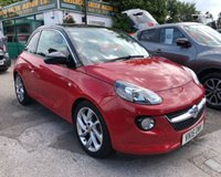 USED 2015 15 VAUXHALL ADAM 1.2 SLAM 3d 69 BHP
