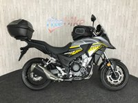 USED 2017 17 HONDA CB500 CB 500 XA-H CB500X ABS ONE OWNER ONLY 779 MILES 2017 17