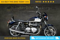 USED 2009 09 TRIUMPH BONNEVILLE - ALL TYPES OF CREDIT ACCEPTED. GOOD & BAD CREDIT ACCEPTED, OVER 600+ BIKES IN STOCK