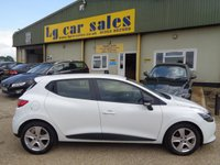 USED 2015 15 RENAULT CLIO 1.5 EXPRESSION PLUS ENERGY DCI S/S 5d 90 BHP
