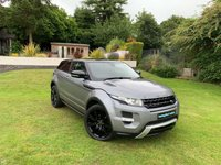 USED 2013 13 LAND ROVER RANGE ROVER EVOQUE 2.2 SD4 DYNAMIC 3d 190 BHP