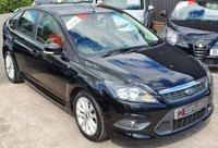 USED 2009 09 FORD FOCUS 1.6 ZETEC S S/S 5d 113 BHP 2 Owners - Low Miles - 7 Services - Rare Zetec S Model