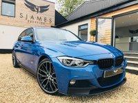 USED 2016 16 BMW 3 SERIES 3.0 340I M SPORT 4d AUTO 322 BHP
