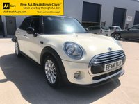 USED 2015 64 MINI HATCH COOPER 1.5 COOPER 5d 134 BHP