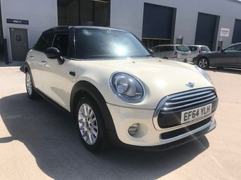 2015 MINI HATCH COOPER 1.5 COOPER 5d 134 BHP £6490.00
