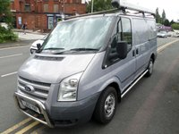 2012 FORD TRANSIT 2.2 260 TREND 1d 124 BHP £SOLD