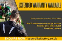 USED 2014 14 TRIUMPH DAYTONA - ALL TYPES OF CREDIT ACCEPTED. GOOD & BAD CREDIT ACCEPTED, OVER 600+ BIKES IN STOCK