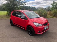 USED 2016 66 SEAT MII 1.0 DESIGN 3d 59 BHP 1 Private Owner with FSH