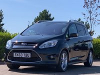 2013 FORD GRAND C-MAX 1.6 TITANIUM X TDCI 5d 114 BHP £SOLD
