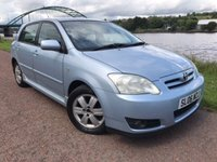 USED 2006 06 TOYOTA COROLLA 2.0 T3 D-4D 5d 114 BHP ***TRADE IN TO CLEAR ***