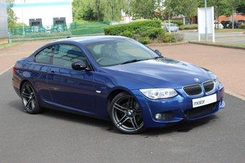 2012 BMW 3 SERIES 2.0 320D SPORT PLUS EDITION 2d 181 BHP £7250.00