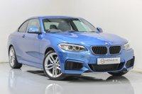 USED 2016 16 BMW 2 SERIES 1.5 218I M SPORT 2d AUTO 134 BHP