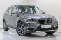 USED 2015 65 BMW X1 2.0 XDRIVE 18D XLINE 5d 148 BHP