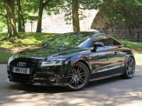 2011 AUDI TT 2.0 TDI QUATTRO S LINE BLACK EDITION 2d 168 BHP £8777.00