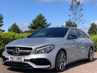 USED 2017 17 MERCEDES-BENZ CLA 2.0 AMG CLA 45 4MATIC 5d AUTO 375 BHP