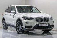 USED 2016 65 BMW X1 2.0 XDRIVE 20D XLINE 5d 188 BHP