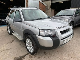 2004 LAND ROVER FREELANDER 2.0 TD4 S STATION WAGON 5d 110 BHP £1995.00