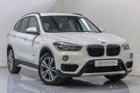 USED 2016 16 BMW X1 2.0 XDRIVE18D SPORT 5d AUTO 148 BHP